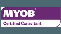 MYOB - Certified Consultant