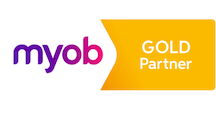 MYOB - Gold Partner